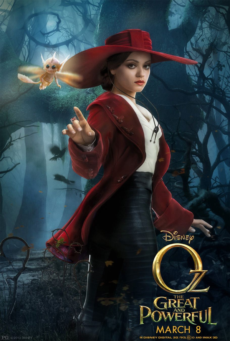 Oz the Great and Powerful - Movie Poster #7 (Original)