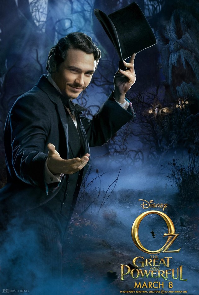 Oz the Great and Powerful - Movie Poster #8