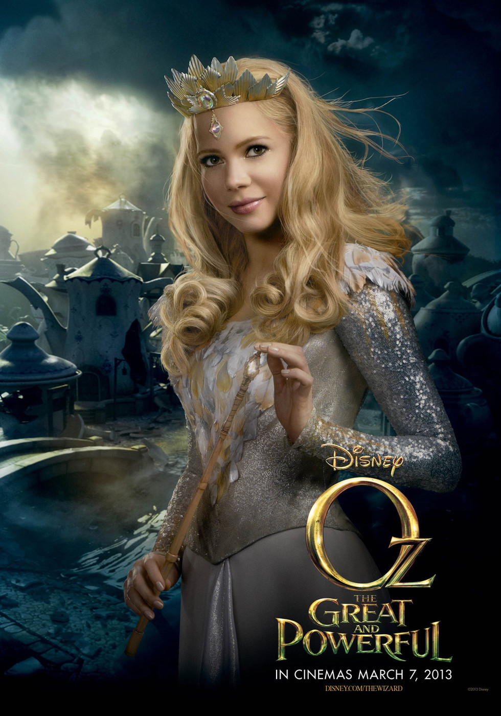 Oz the Great and Powerful - Movie Poster #9 (Large)