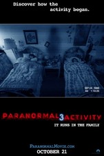 Paranormal Activity 3 Small Poster