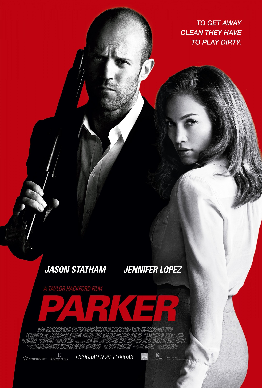 Parker - Movie Poster #1 (Original)