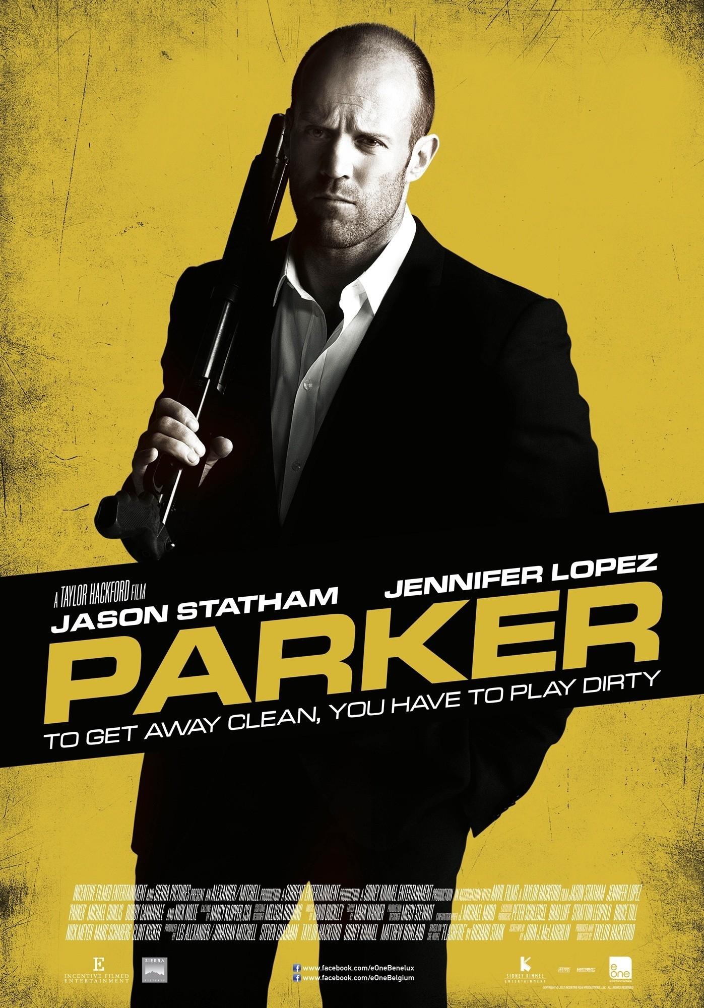 Parker - Movie Poster #2 (Original)