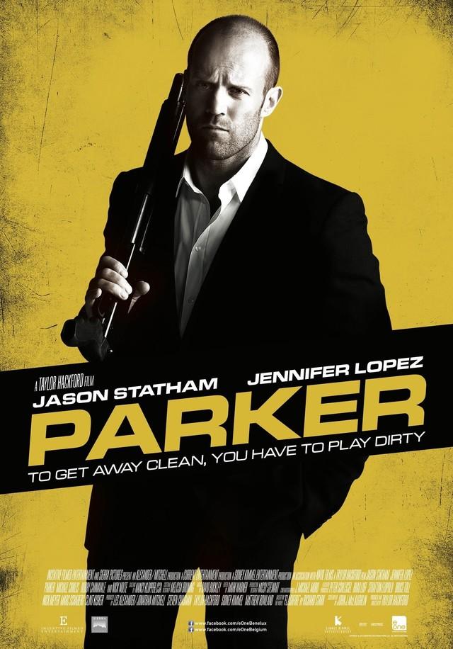 Parker - Movie Poster #2