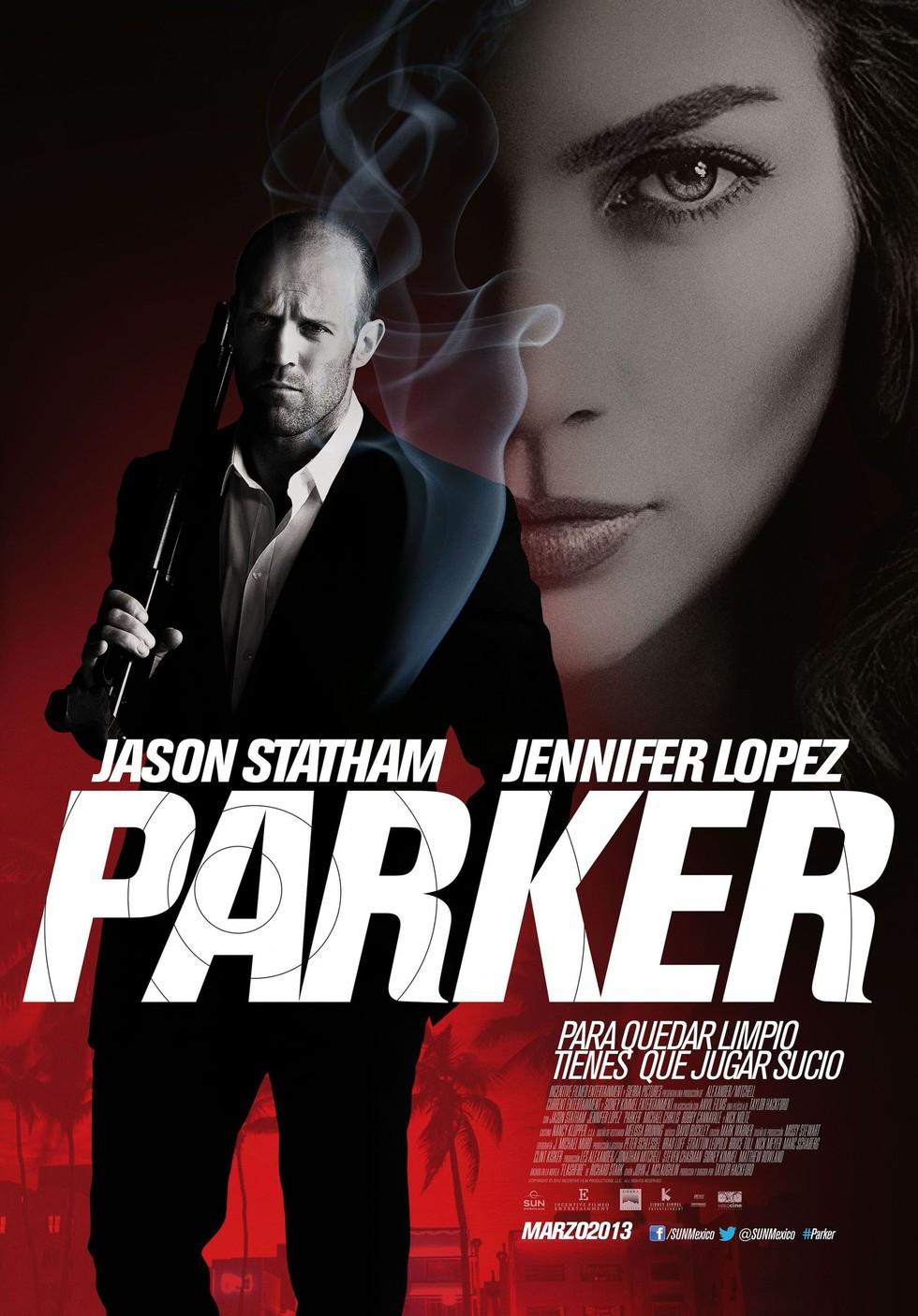 Parker - Movie Poster #4 (Large)