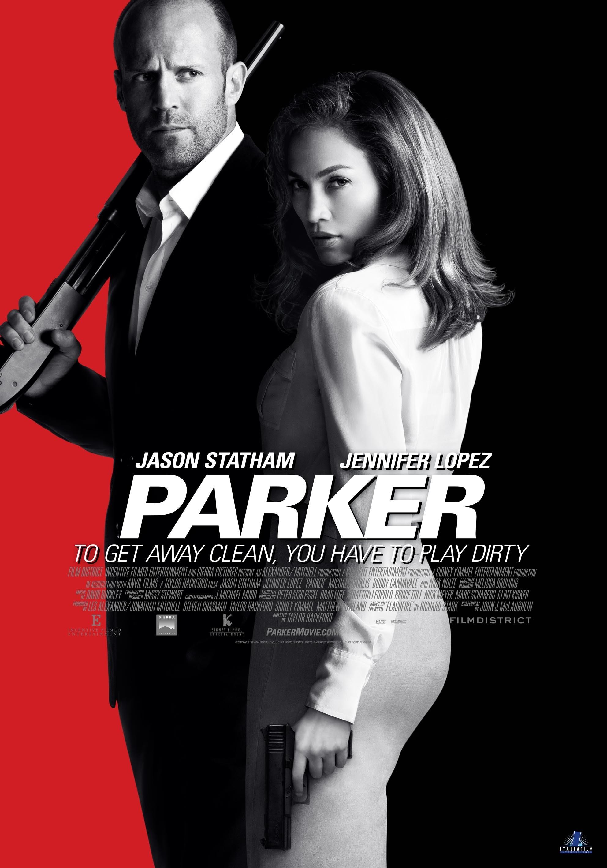 Parker - Movie Poster #6 (Original)