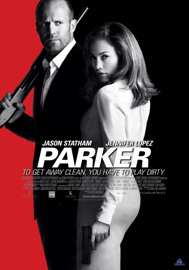 Parker - Movie Poster #6