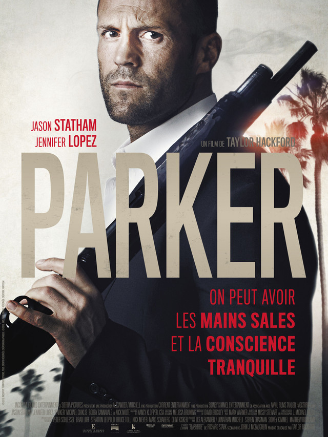 Parker - Movie Poster #7 (Medium)
