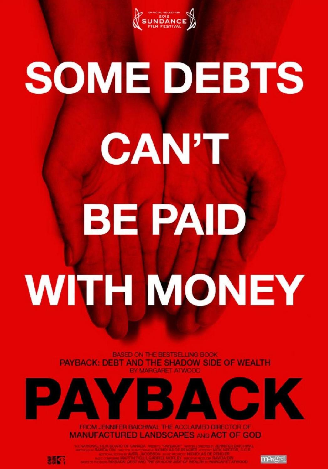 Payback - Movie Poster #1 (Original)