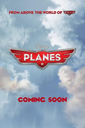Planes - Movie Poster #5