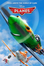 Planes Small Poster