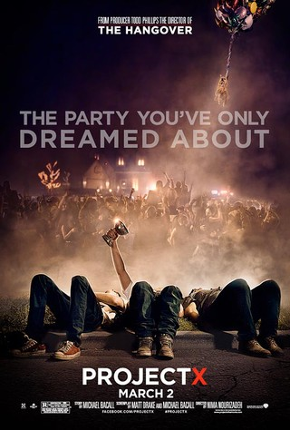 Project X - Movie Poster #1 (Small)
