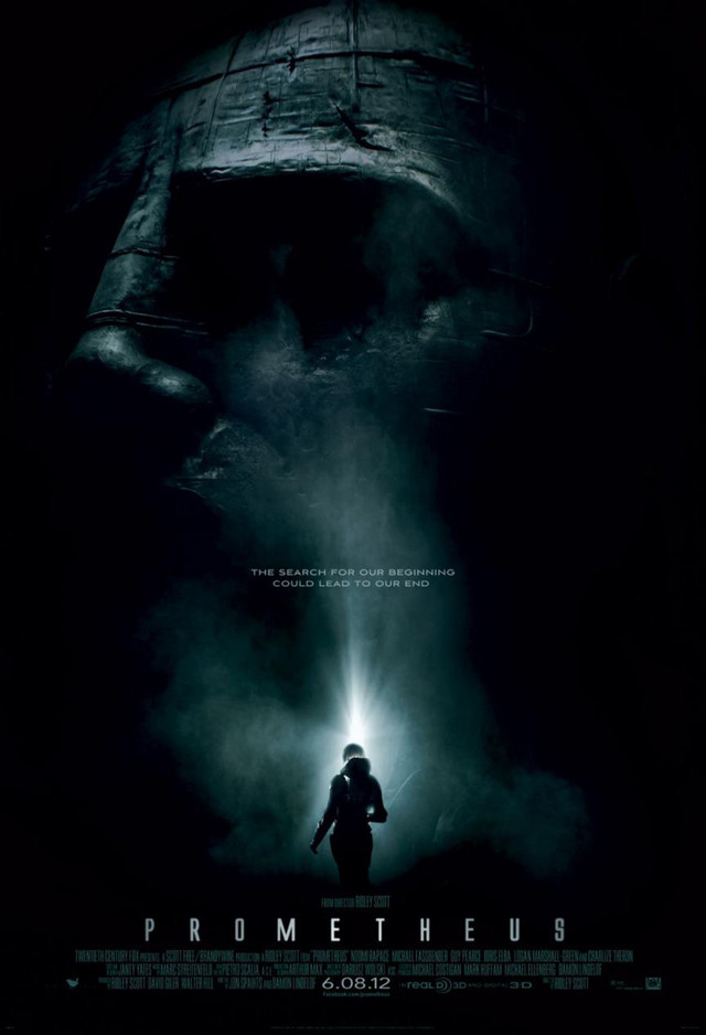 Prometheus - Movie Poster #1