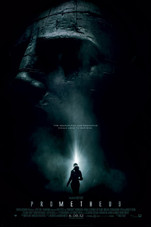 Prometheus Small Poster