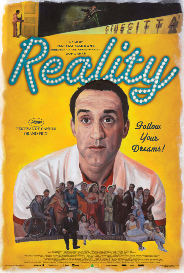 Reality - Movie Poster #1