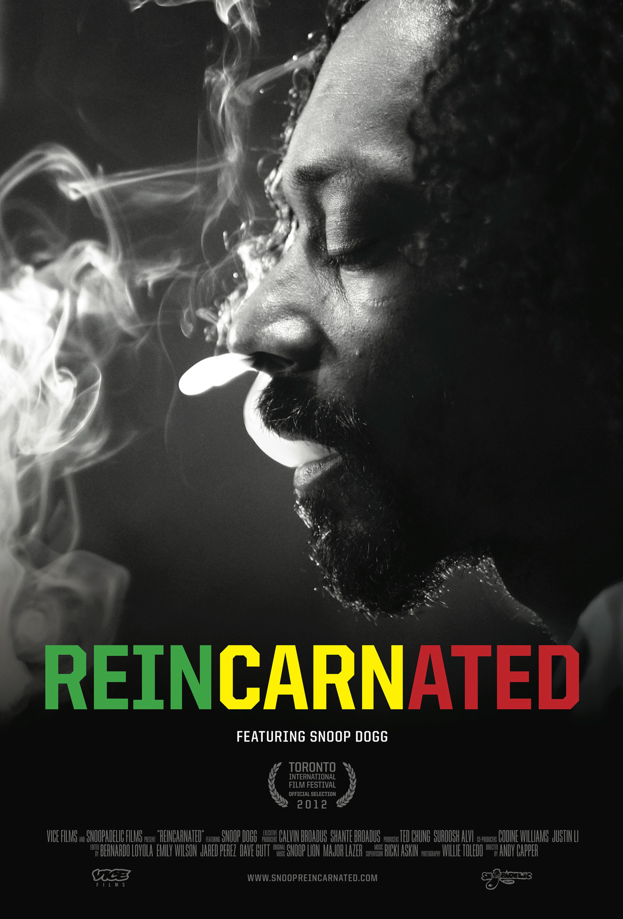Reincarnated - Movie Poster #1 (Original)