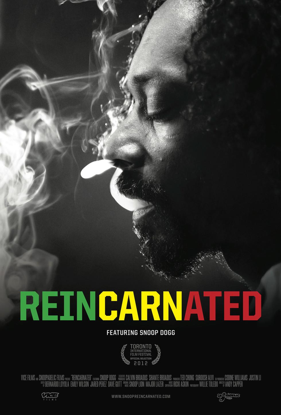 Reincarnated - Movie Poster #1 (Large)
