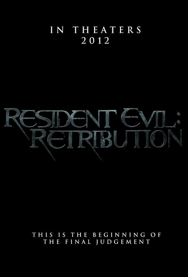 Resident Evil: Retribution - Movie Poster #3