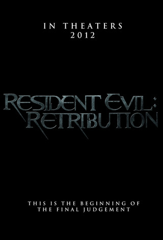 Resident Evil: Retribution - Movie Poster #3 (Small)