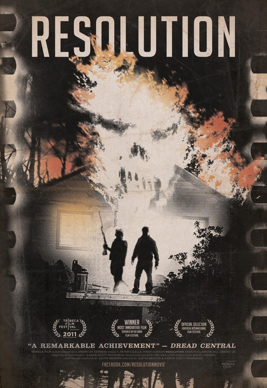 Resolution - Movie Poster #1 (Original)