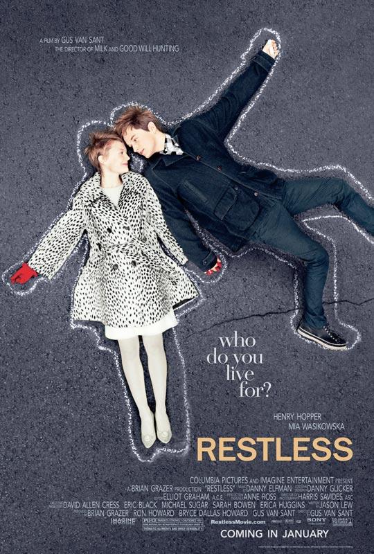 Restless - Movie Poster #1 (Original)