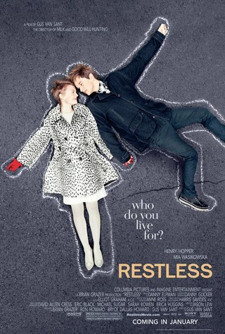 Restless - Movie Poster #1 (Small)