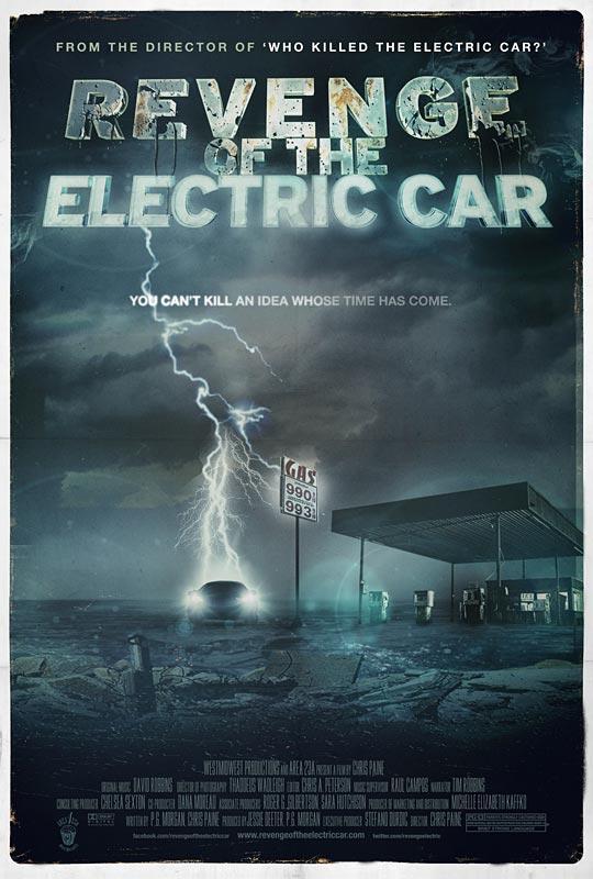 Revenge of the Electric Car - Movie Poster #1 (Original)