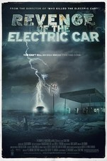 Revenge of the Electric Car Small Poster