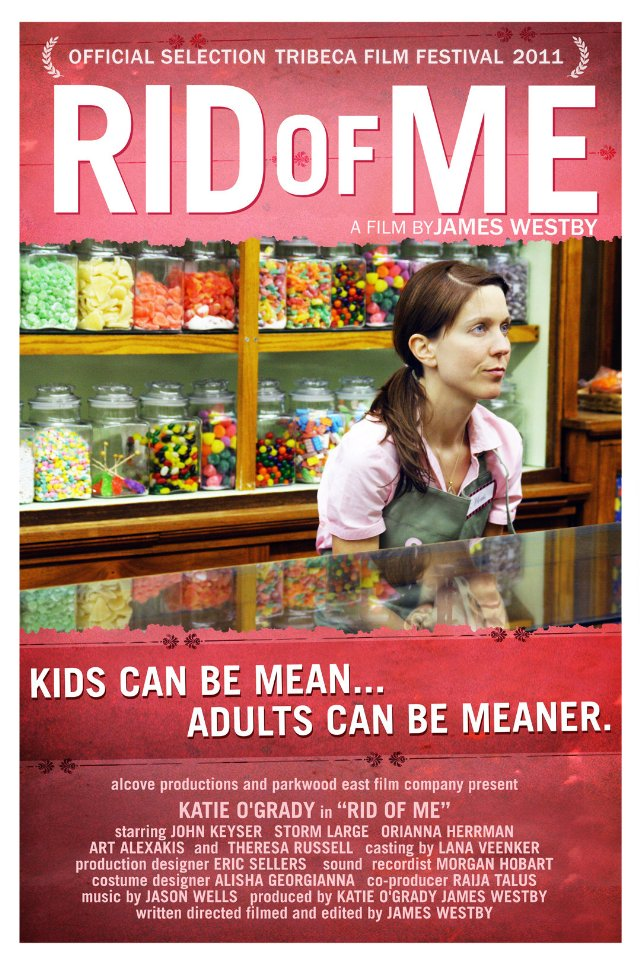Rid of Me - Movie Poster #1