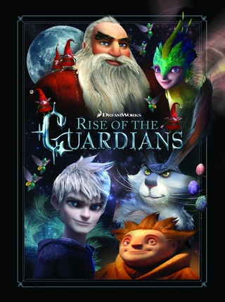 Rise of the Guardians - Movie Poster #2 (Small)