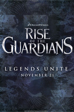 Rise of the Guardians Small Poster