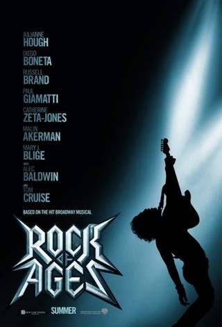 Rock of Ages - Movie Poster #1 (Small)