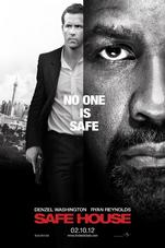 Safe House Small Poster
