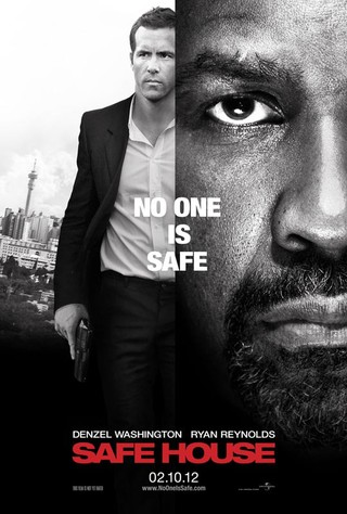 Safe House - Movie Poster #1 (Small)