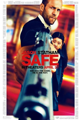 Safe - Movie Poster #1 (Small)