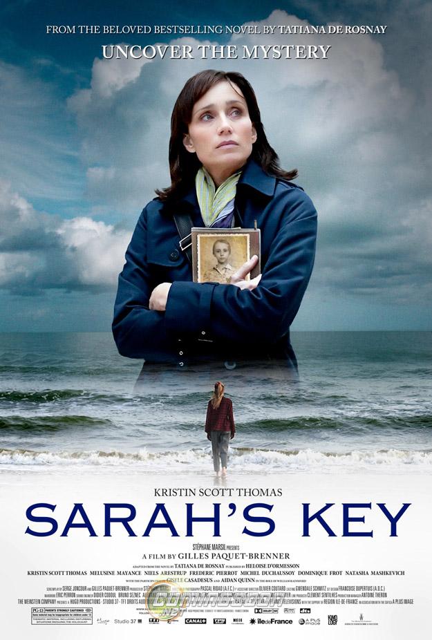 Sarah's Key - Movie Poster #1 (Original)