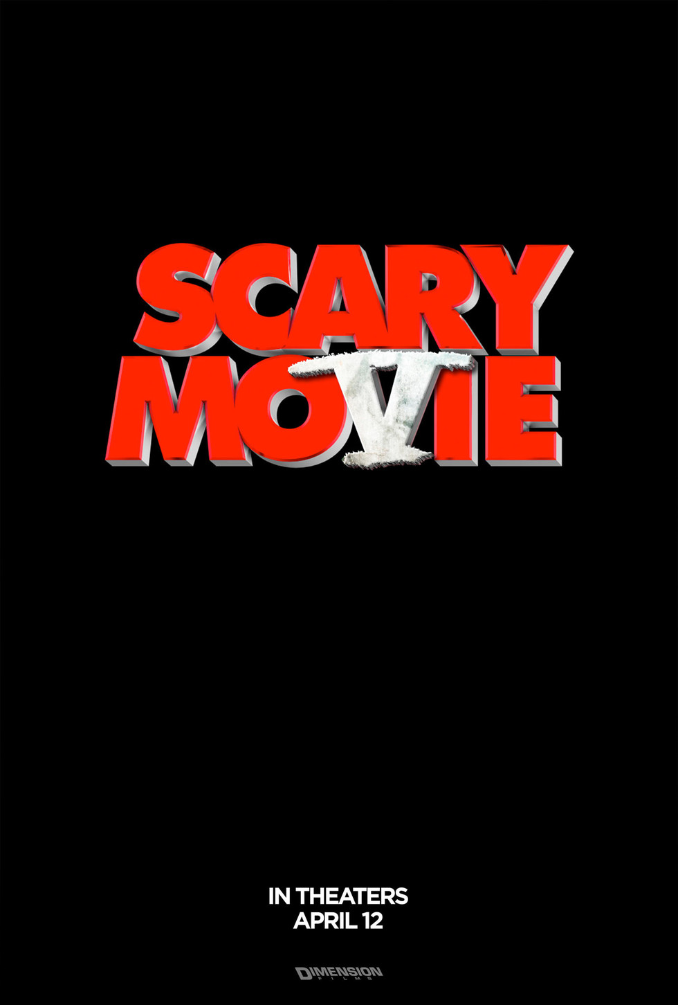 Scary Movie 5 - Movie Poster #1 (Large)
