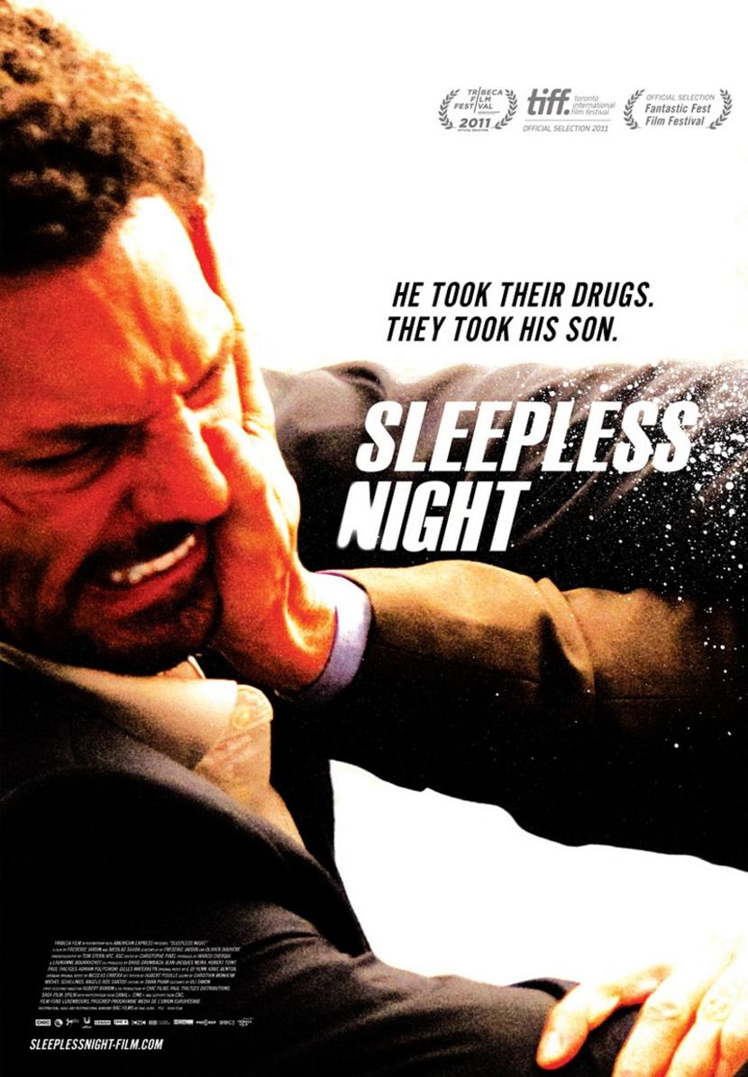 Sleepless Night - Movie Poster #1 (Original)