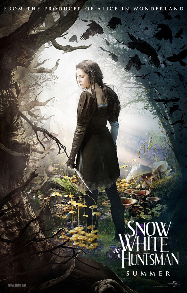 Snow White and the Huntsman - Movie Poster #2