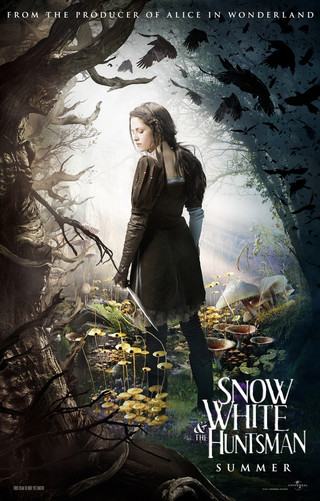 Snow White and the Huntsman - Movie Poster #2 (Small)