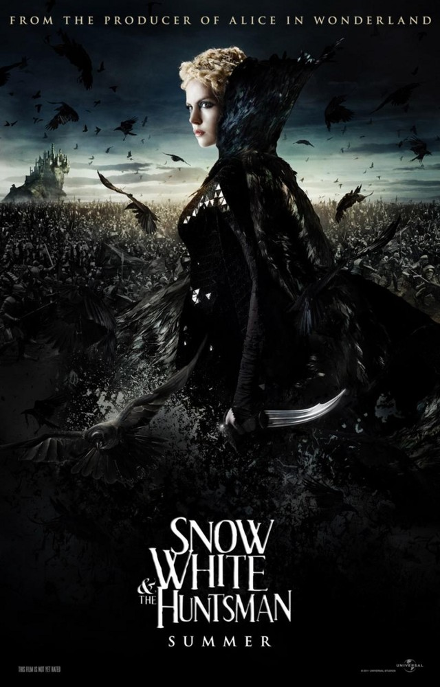 Snow White and the Huntsman - Movie Poster #3