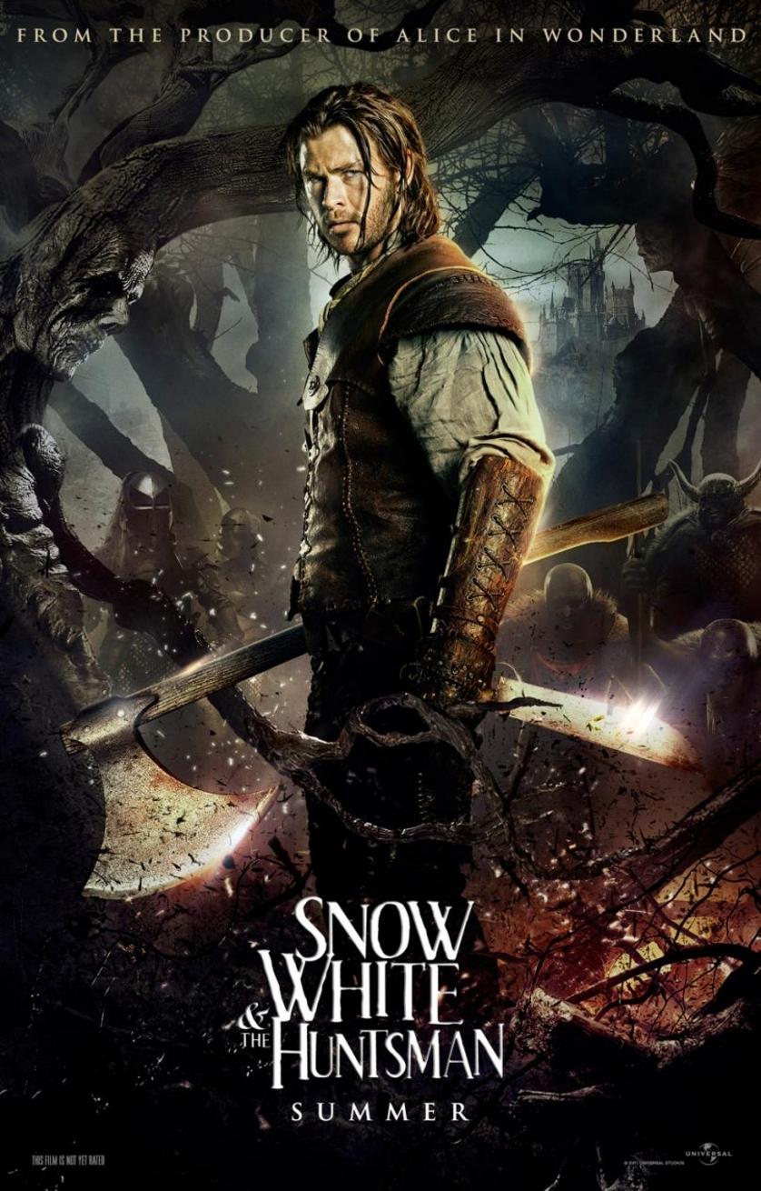 Snow White and the Huntsman - Movie Poster #4 (Original)