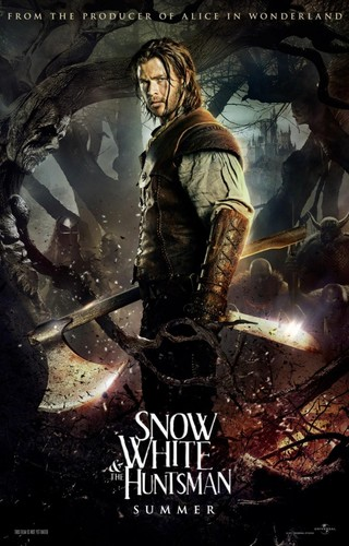 Snow White and the Huntsman - Movie Poster #4 (Small)