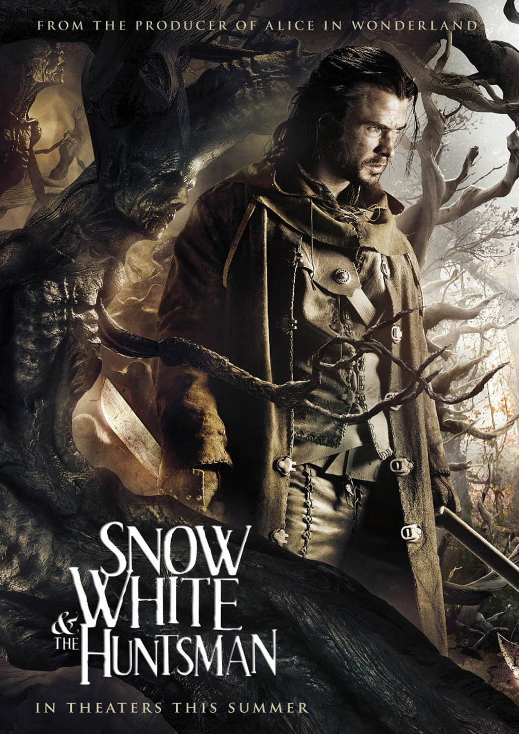 Snow White and the Huntsman - Movie Poster #5 (Original)