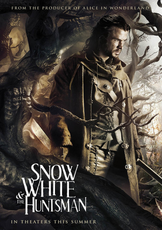 Snow White and the Huntsman - Movie Poster #5