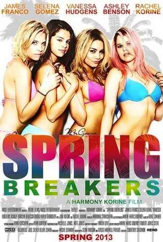 Spring Breakers - Movie Poster #10