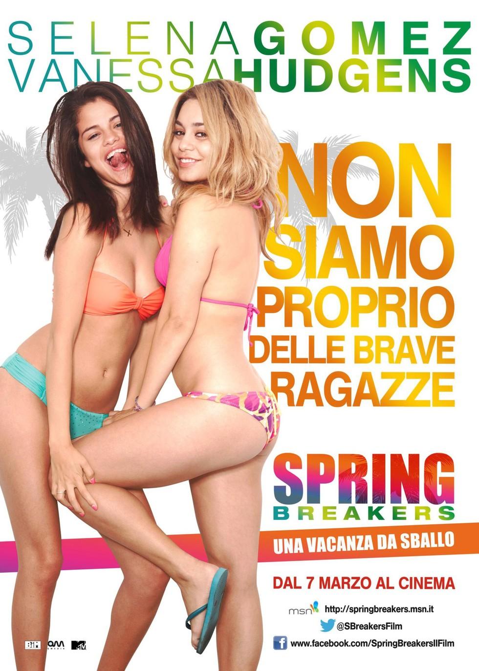 Spring Breakers - Movie Poster #12 (Large)