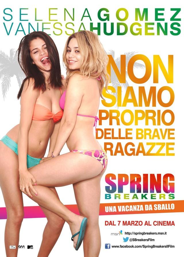 Spring Breakers - Movie Poster #12