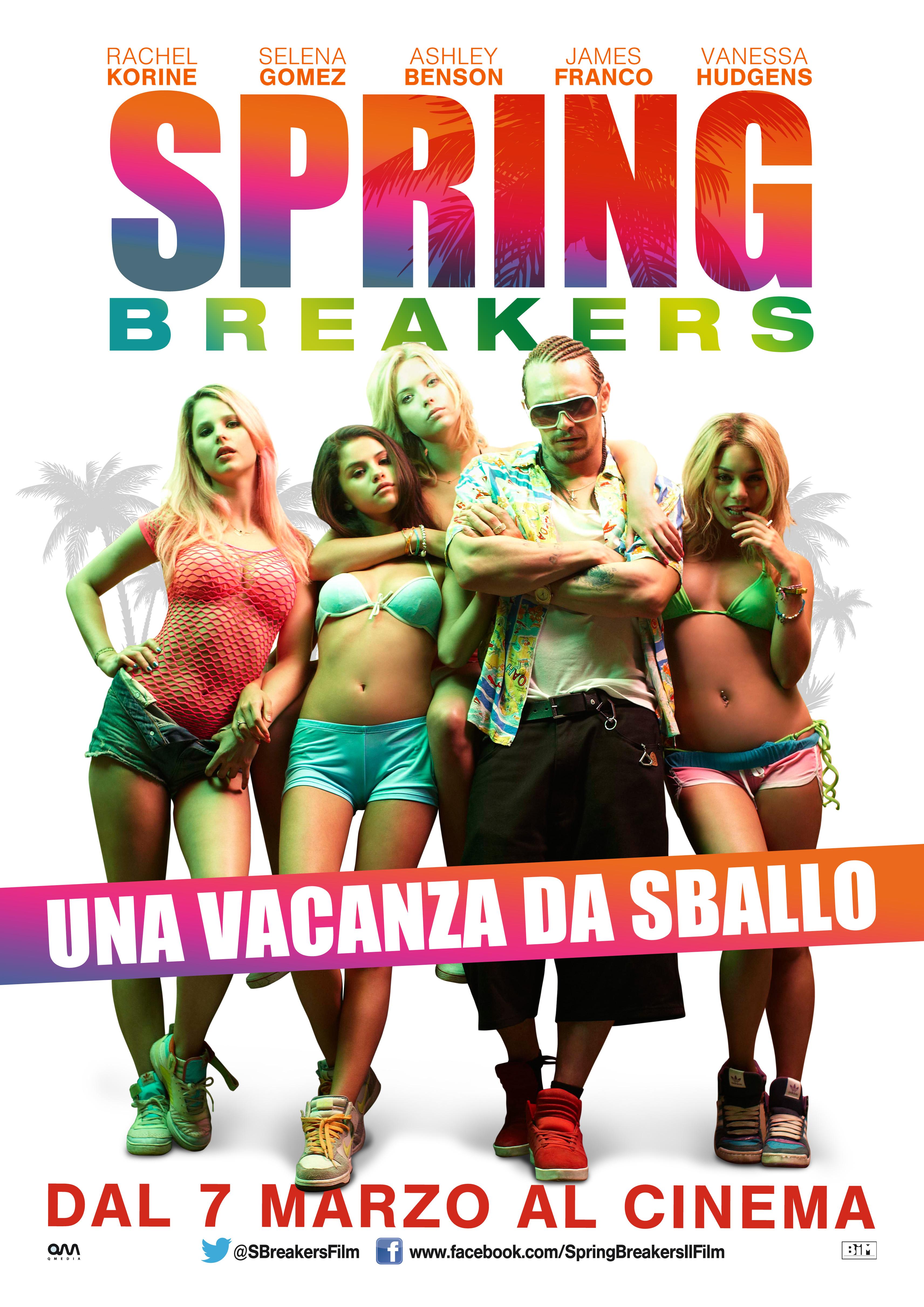 Spring Breakers - Movie Poster #13 (Original)