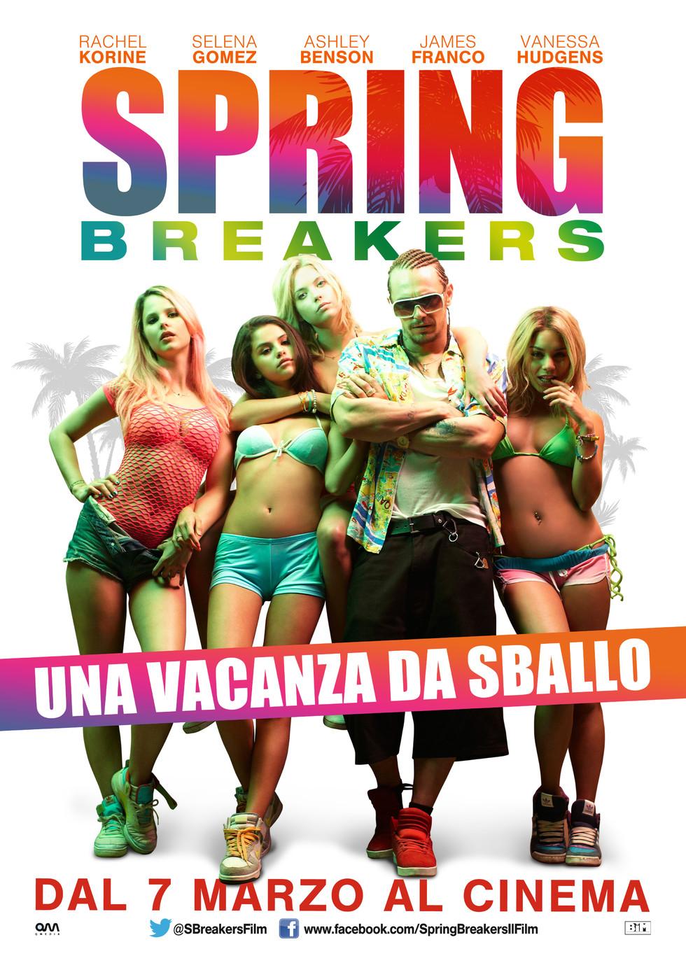 Spring Breakers - Movie Poster #13 (Large)