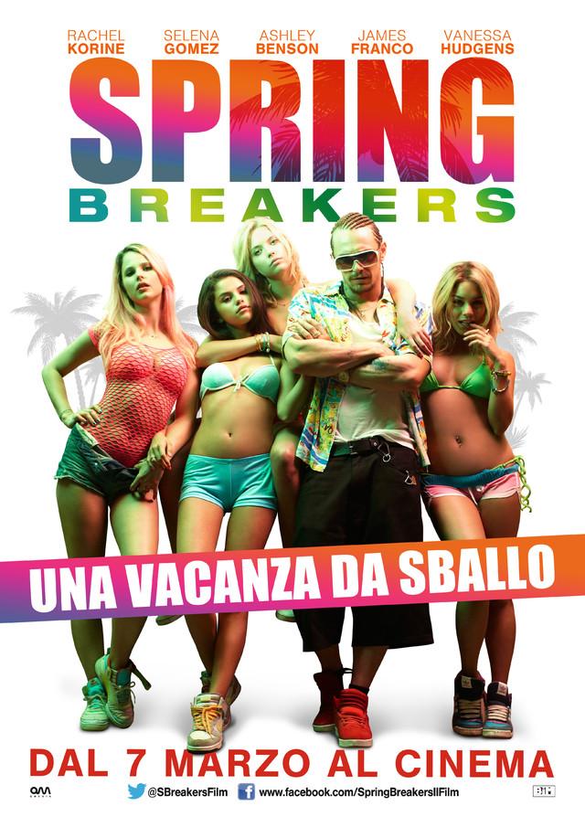 Spring Breakers - Movie Poster #13 (Medium)
